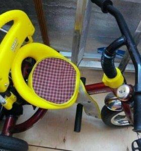 Продам трехколессный велосипед