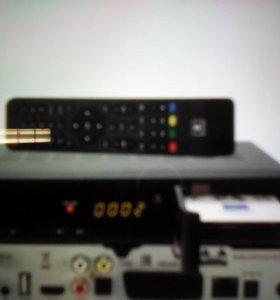 """Спутниковый Ресивер """"НТВ-плюс"""" HD standard 1200"""