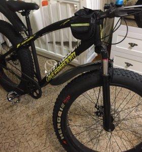 Новый велосипед-фетбайк