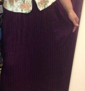 Платья юбка жакет