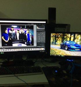 Игровой монитор BenQ XL2430T