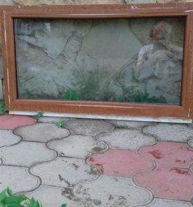 Окно пластик