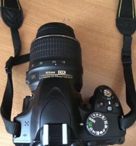 Фотоаппарат Nikon d3200 18-55 vr kit