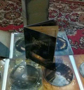 """Властелин колец"" DVD"