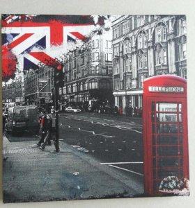 Картины Лондон