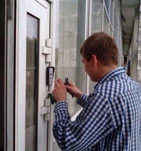 Установка и продажа систем видеонаблюдения, СКУД