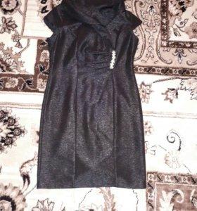Платье нарядное.48 размер.