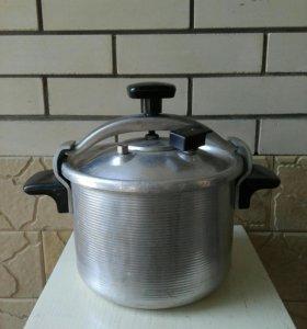 Кастрюля скороварка 6 литров