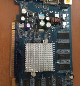Видеокарта NVidia GeForce 6600 PCI-E 128mb DDR