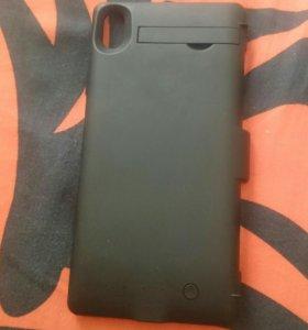 Чехол-аккумулятор Sony Xperia Z2