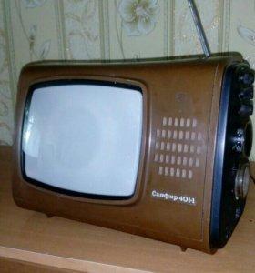 Телевизор антаквариат