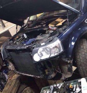 Ремонт Land Rover Freelander дизель, ремонт CDI