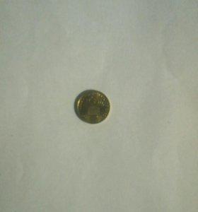 Монета 1руб СНГ