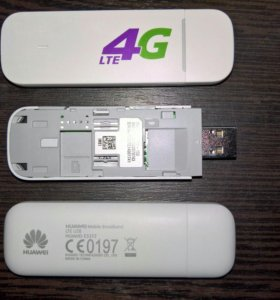 3G 4G модем Huawei E3372h New