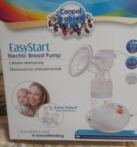 Молокоотсос электрический Canpol babies