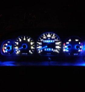 Панель с LED подсветкой