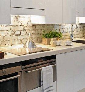 Кухонный фартук HDF