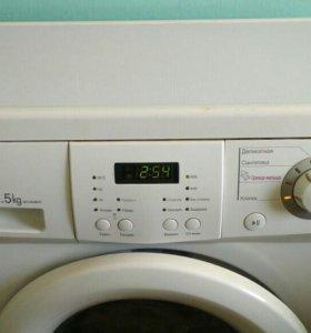 Стиральная машина LG 3,5kg