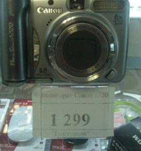 Canon a720