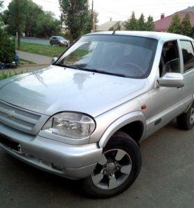Chevrolet Niva 2005г.