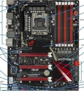 Ремонт вашего ноутбука компьютера или xbox