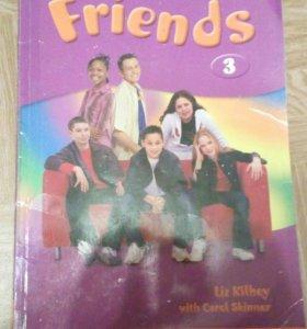 Учебник по английскому языку Friends 3