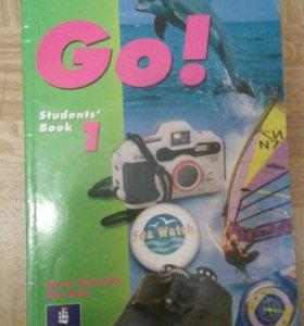 Учебник по английскому языку Go!