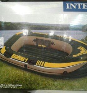 Лодки, матрасы