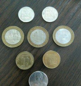 Монеты и облигации