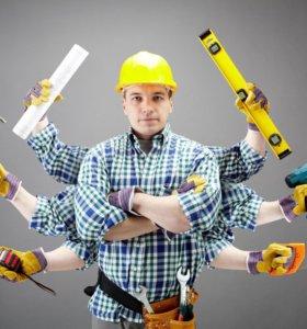 Услуги электрика, мелкий бытовой ремонт, сборка ме