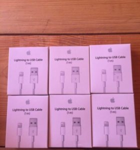 Lightning to USB Cable (1m)кабель для iphone 5/6/7