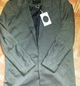 Пиджак-пальто. Monki. Вещь новая.