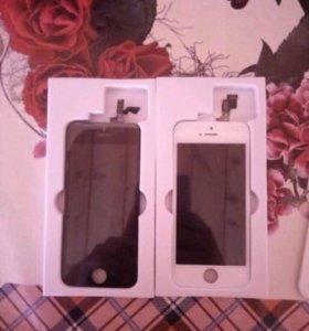Экраны для iPhone 5s