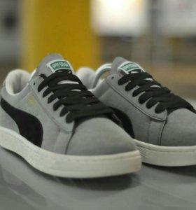 Puma suede, grey
