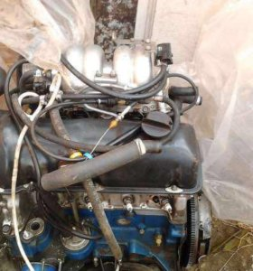 Двигатель от ваз 2107 инжектор
