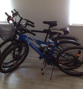 Новый взрослый велосипед
