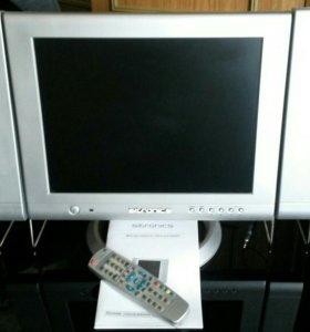 LCD-телевизор.Sitronics.