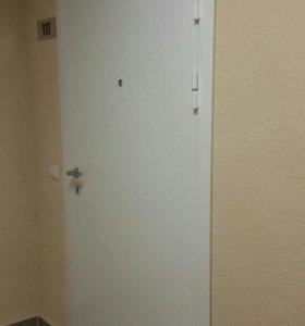 Двери взломостойкие  металлические. Входные.