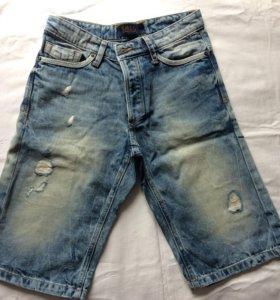 Шорты джинсовые,мужские
