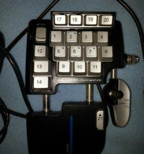 Геймпад SAITEK FPS Pro Gamer Command Unit