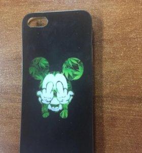 iPhone 5/5s бампер силикон