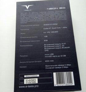 Tesla neon 8.0
