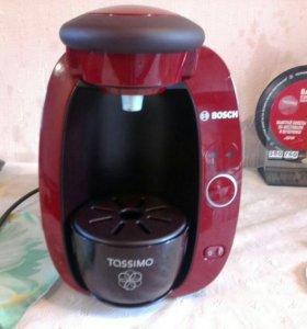 Кофемашина Bosch - tassimo