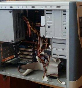Системный блок: Р4-1700