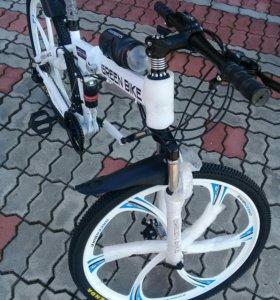Велосипед новая