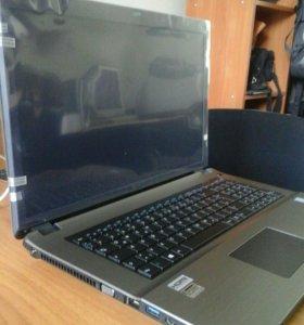 Новый ноутбук terra 1749s(германия)