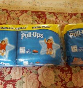 Трусики Pull-Ups для приучения к горшку