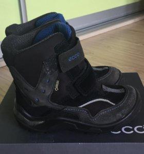 Зимние ботинки  Ecco р.28