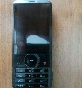 Сотовой телефон Philips X-710