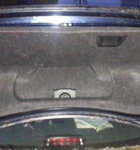 Крышка багажника ауди а4 б5